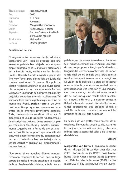 Cine-Social-Annah Arendt-2